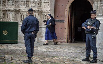 Френската полиция арестува три жени по подозрения в тероризъм