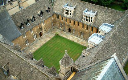 Оксфорд детронира университетите на САЩ