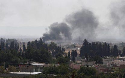 САЩ убиха десетки бойци на Асад в бомбардировка