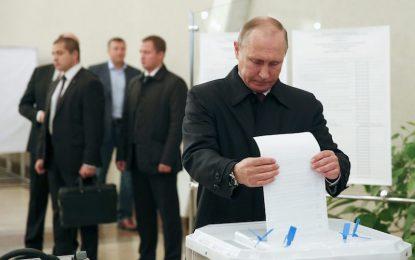 Русия избира парламент. За първи път гласува и Крим