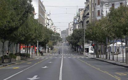 Хиляди полицаи опразниха Белград за гей прайда
