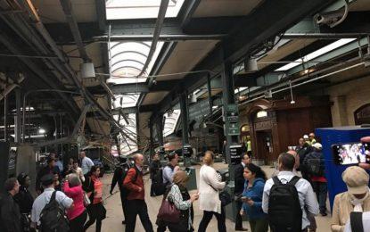 Влак се вряза в гара в Ню Джърси, взе жертви и рани стотици
