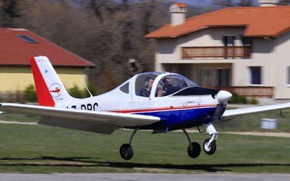 Двама души загинаха в самолетна катастрофа край Костенец
