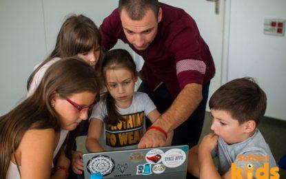 SoftUni ще учи деца на програмиране