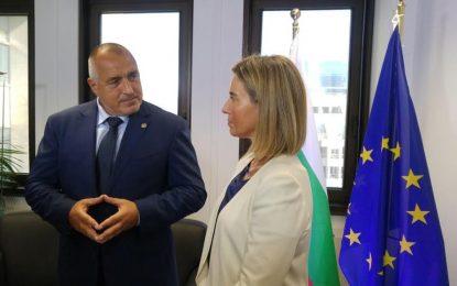 Борисов за Афганистан: Оставаме