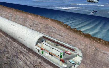 Ердоган тества пилотно тунела под Босфора