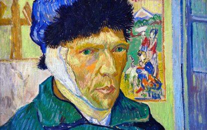 Ван Гог отрязал ухото си заради сватбата на брат си