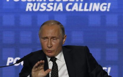 Путин лично замесен в атаките срещу Клинтън