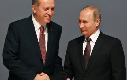 Търси ли Ердоган нова писта за Турската република