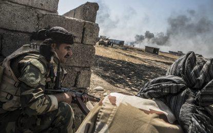 Ирак подготвя настъпление срещу Мосул с пропаганда по радиото