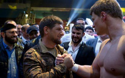 Руско риалити шоу търси помощник на Рамзан Кадиров