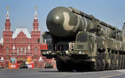 Русия подготвя 40 милиона души за ядрена война
