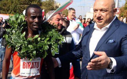 Африканци победиха в Софийския маратон (галерия)