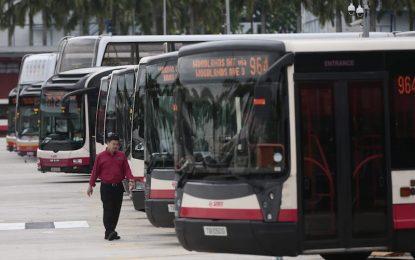 Сингапур пуска безпилотни автобуси в градския транспорт