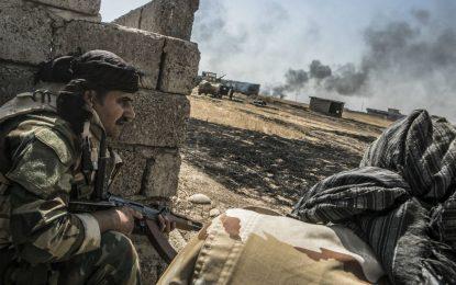 """Започна битката за освобождението на Мосул от """"Ислямска държава"""""""