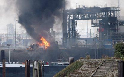 BASF изяснява причините за взрива в Германия