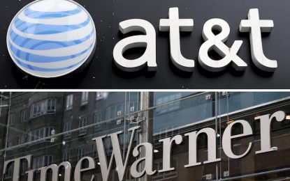 AТ&Т придобива Тime Warner за близо $86 милиарда