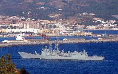 Русия ще зарежда бойни кораби в Испания, ама друг път