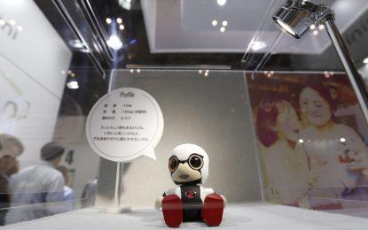 """Toyota """"роди"""" бебета-роботи за бездетните в Япония"""