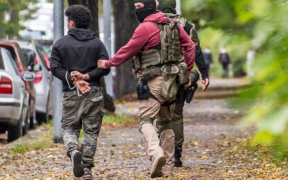 Сирийци арестувани в Германия за експлозив а ла Париж и Брюксел