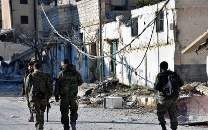 Армията на Асад превзе североизточната част на Алепо