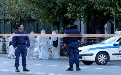Малък взрив избухна пред френското посолство в Атина