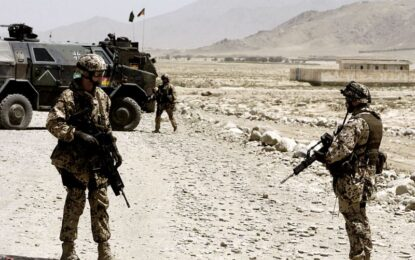 Талибани атакуваха германска мисия в Афганистан