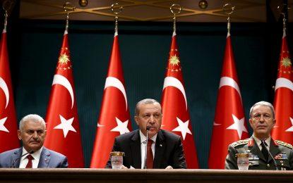 Турция oтменя извънредното положение за референдума