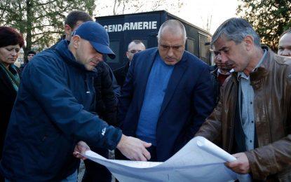 Размирниците от Харманли ще бъдат изолирани в бивши казарми