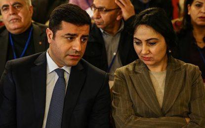Турция арестува депутати и лидерите на прокюрдската партия (обновена)