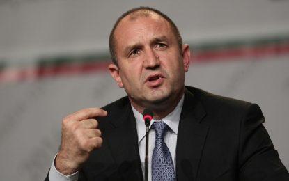 Румен Радев прави кабинет след 22 януари