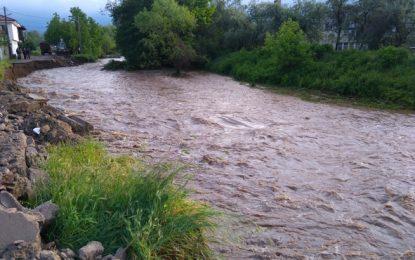 Банско бедства след проливния дъжд