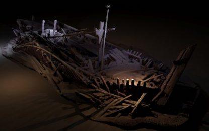 Десетки хиляди кораби лежат непокътнати на дъното на Черно море