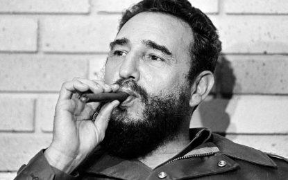 Фидел Кастро вече е прах