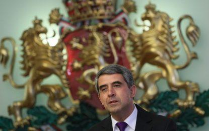 Президентът свика КСНС на 29 ноември и покани Румен Радев
