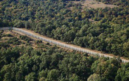 Ненчев очаква оградата с Турция да е готова до края на годината