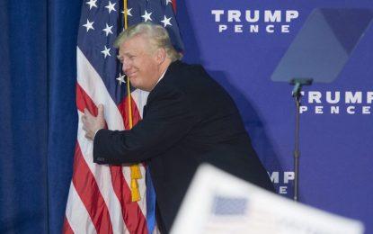 Тръмп се оплака от ФБР и призова американците да раздадат правосъдие