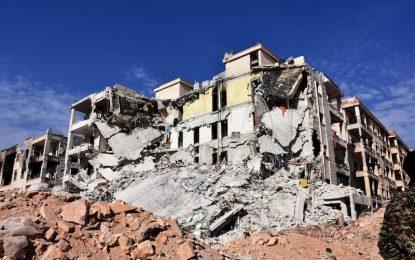 Шестчленно семейство и 8 ученици са убити в Алепо