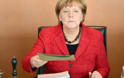 Меркел ще се бори за четвърти мандат през 2017