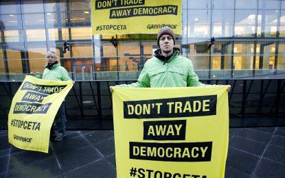 Холандци организират референдум за CETA