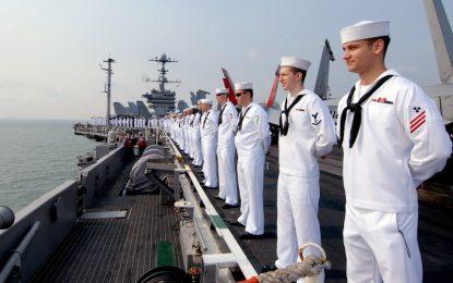 Хакери отмъкнаха личните данни на над 130 000 US моряци