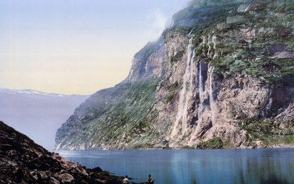 Норвегия в багрите на XIX век