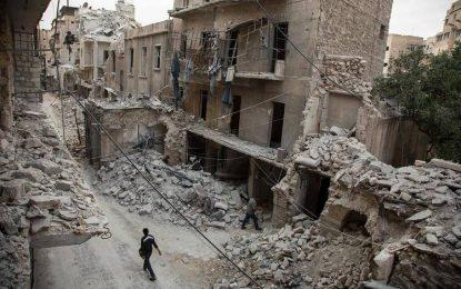 Русия и Турция договарят мир в Сирия