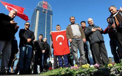 Турция потопена в скръб, икономиката – в спад