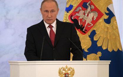Путин похвали Тръмп и обяви края на еднополюсния модел