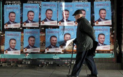 След Груевски пак… Груевски в Македония