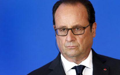 Франсоа Оланд няма да се бори за втори мандат