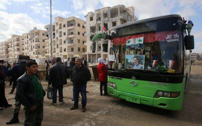 Тишина в Алепо – в очакване на евакуация