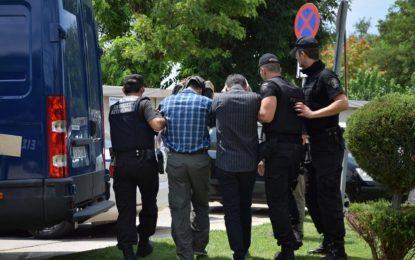 Съд в Гърция отказа да върне турски военни