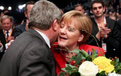 Меркел за девети път поведе Християндемократите